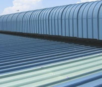 屋面彩钢瓦改造