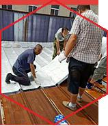 彩钢板厂房建造工艺不规范
