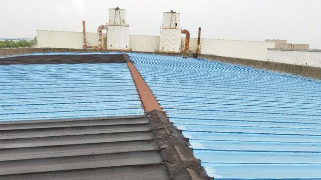 屋面维修漏水方案 30年师傅这样防水堵漏