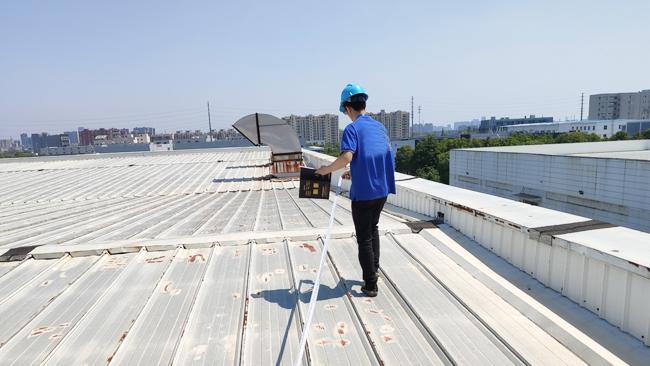 彩钢瓦翻新施工方案及工艺流程