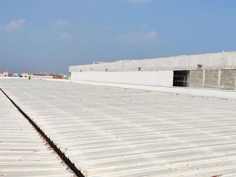 彩钢屋面维修常见漏点分析和解决方案