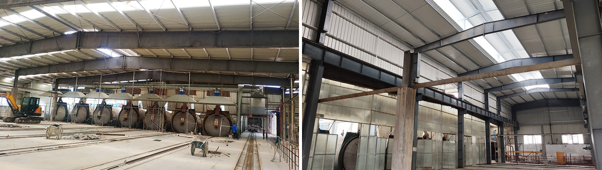 苏州科嘉尚天钢结构屋面改造-屋面增高
