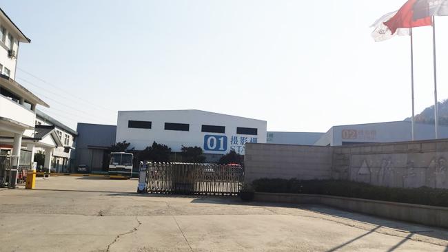 苏州穹隆山影视产业园混泥土屋面改造-更换铝镁锰屋面