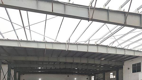 屋面檩条改造