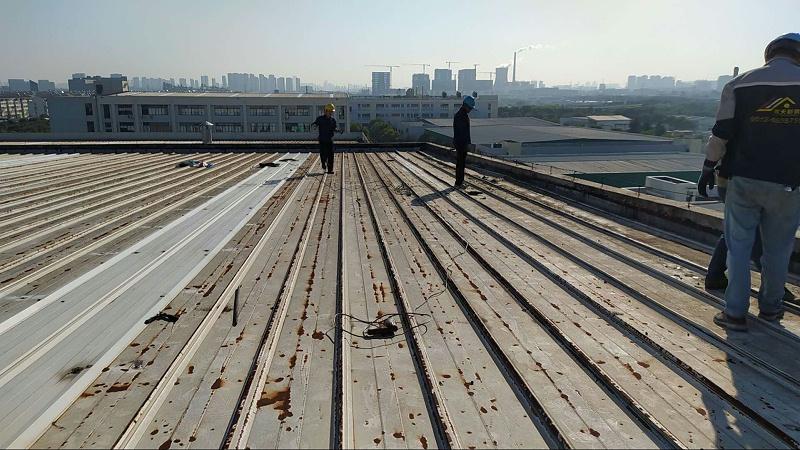 彩钢屋面维修