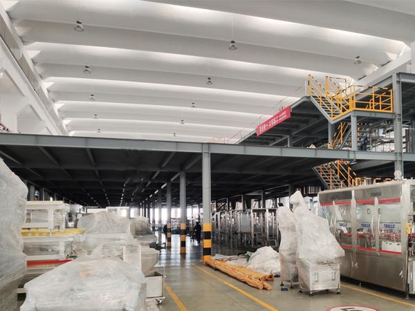 钢结构平台改造