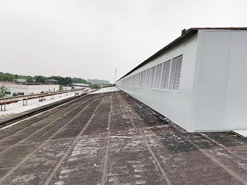苏州华芳集团气楼改造
