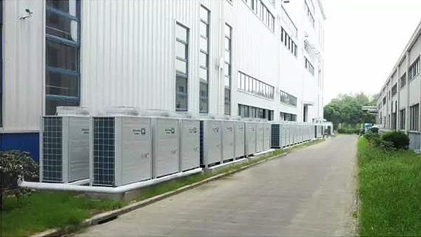 空调设备房