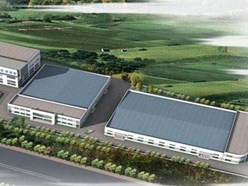 苏州科浦金属钢结构平台